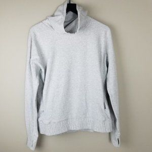 LULULEMON Stress Less Pullover | Heathered Gray 10